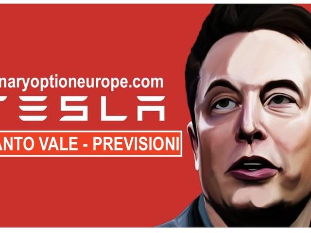 Comprare azioni Tesla: quotazione tempo reale (previsioni grafico)