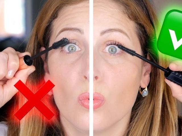 Condividere il mascara fa male?