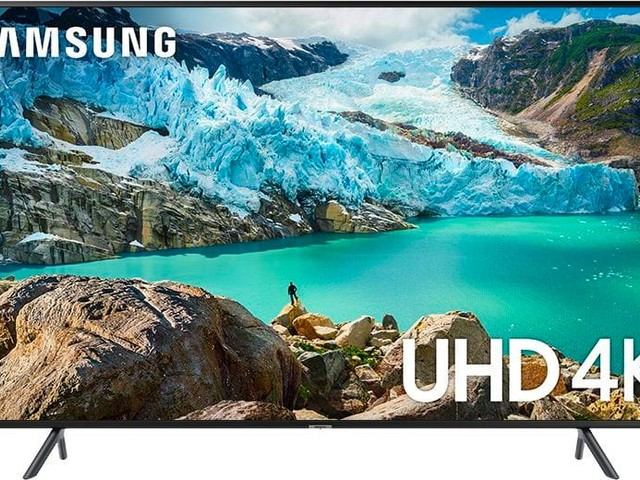 TV LED smart Samsung Ultra HD Serie 7 da Eurospin: in super offerta al prezzo di 379 euro!