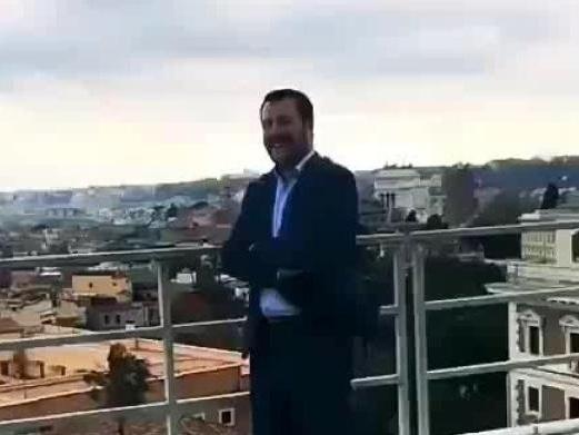 La pedopropaganda di Matteo Salvini