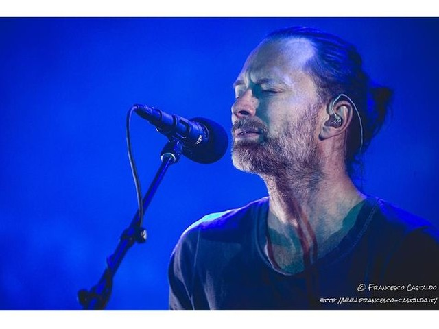 "Radiohead: dopo 15 anni in concerto ""True love waits"" acustica - VIDEO"