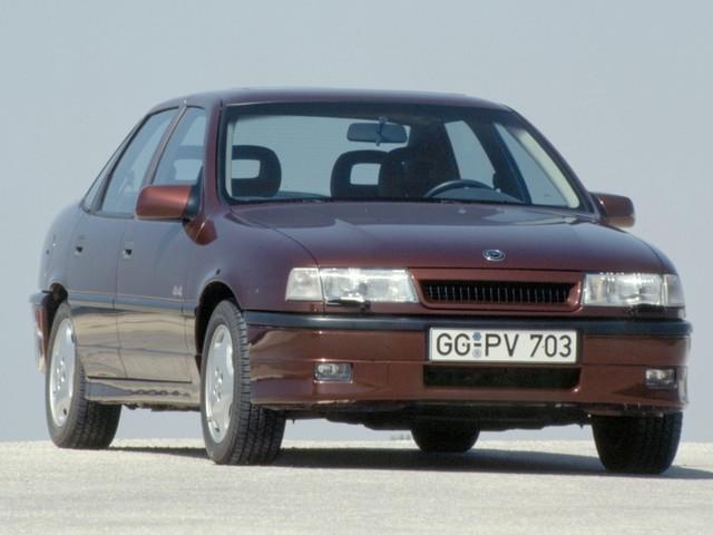 Storia. Opel Vectra 4×4 debuttava nel 1989, la prima Opel a trazione integrale