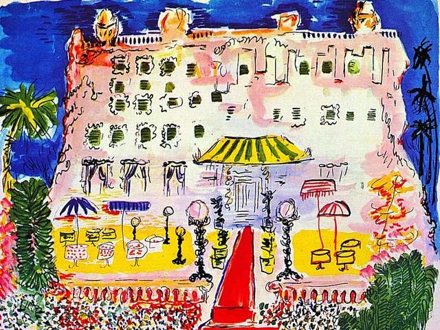 La Rimini di Fellini: prima parte dell'itinerario