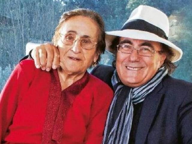 È morta la madre di Al Bano, Jolanda Ottino aveva 97 anni