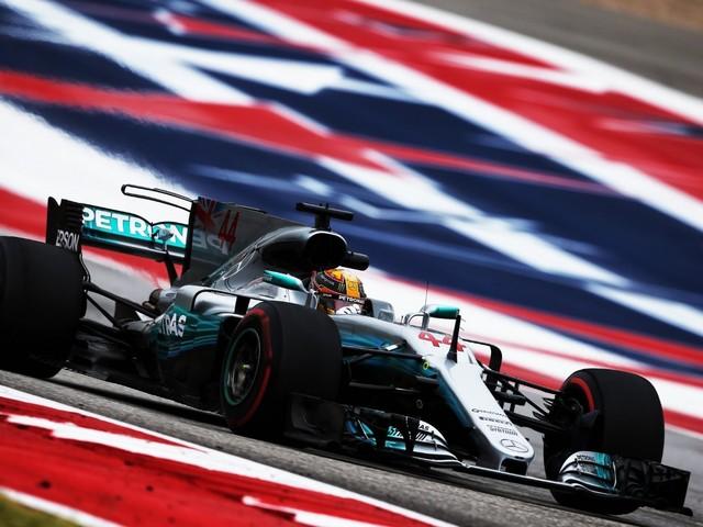 F.1, GP USA - Hamilton domina anche le Prove Libere 2
