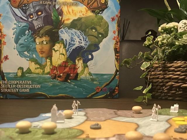 [Solo sul mio tavolo] Spirit Island