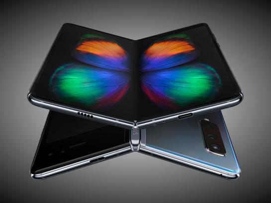 Il primo teardown di Galaxy Fold mostra uno smartphone estremamente fragile