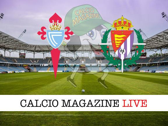 Celta Vigo – Valladolid 1-1: diretta live e risultato finale