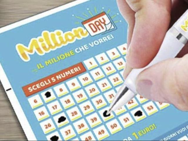 Estrazione Million Day di oggi, lunedì 10 giugno 2019: ecco i numeri vincenti