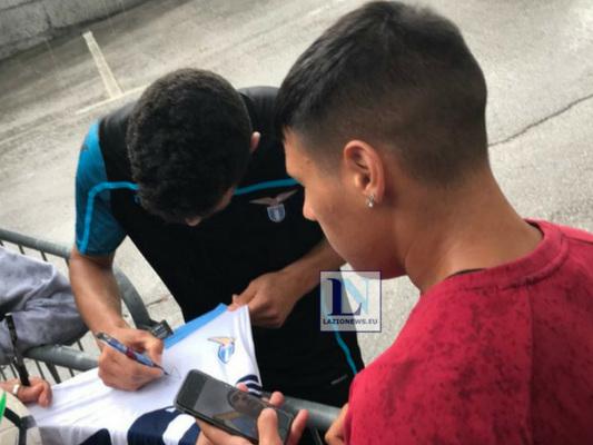 AURONZO 2018. Dopo Luiz Felipe, tempo di autografi per Acerbi, Filippini e… il mister! (FOTO)