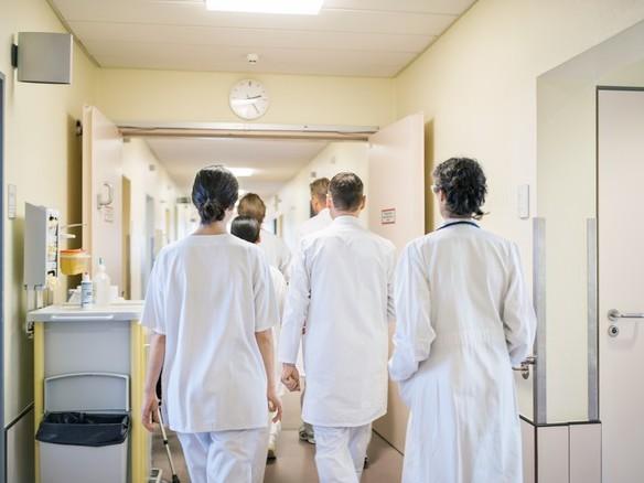 Quante belle persone lavorano negli ospedali