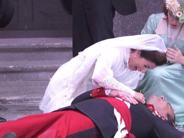 Una Vita, spoiler fino al 21 settembre: Arturo muore nel giorno del suo matrimonio