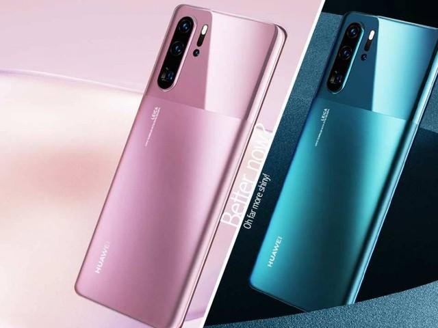 Mai annoiati con i Huawei P30: secondo aggiornamento di novembre