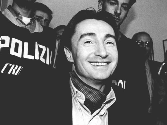Felice Maniero, ex boss della Mala del Brenta arrestato per maltrattamenti