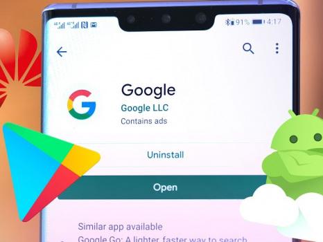 Possibile installare le Google Apps sui Huawei Mate 30: la procedura completa