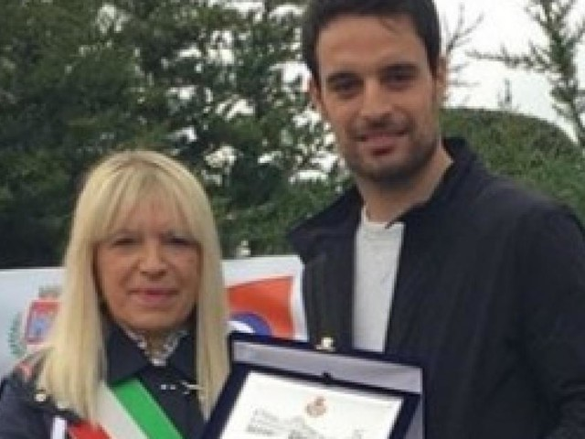 "San Severino, Bonaventura compie 30 anni. Dedica speciale del sindaco: ""Tanti auguri Giacomo"""