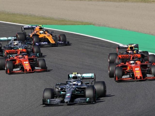 Valtteri Bottas ha vinto il Gp del Giappone di F1 2019