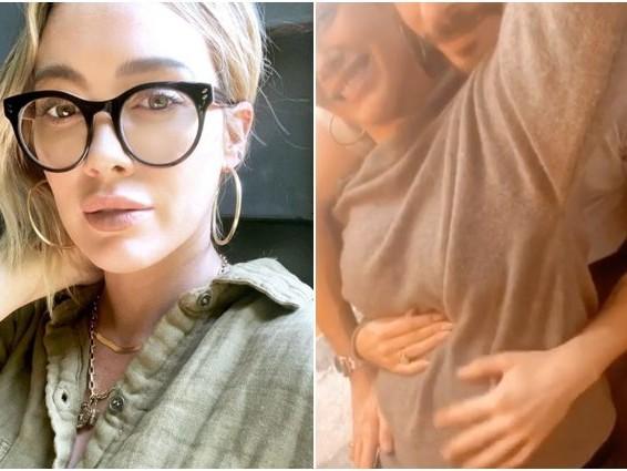 Hilary Duff mamma tris, aspetta il secondo figlio da Matthew Koma