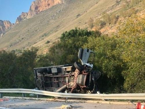 Incidenti stradali: un morto sulla Palermo-Mazara del Vallo