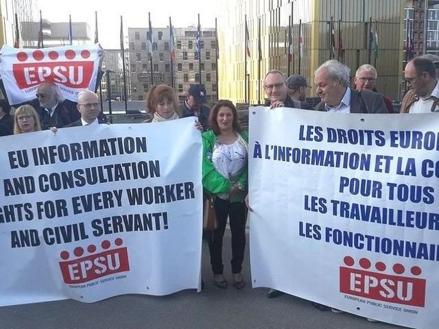Il sindacato denuncia la Commissione alla Corte di Giustizia