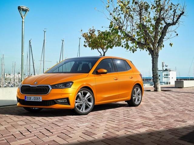 Nuova Škoda Fabia: la quarta generazione è più grande e tecnologica