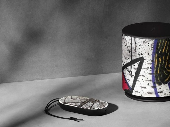Bang & Olufsen: speaker Beoplay A9, M5 e P2 personalizzati da David Lynch