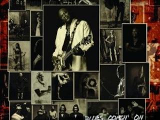 Arriva Il Blues, Con Una Valanga Di Amici! Joe Louis Walker – Blues Comin' On