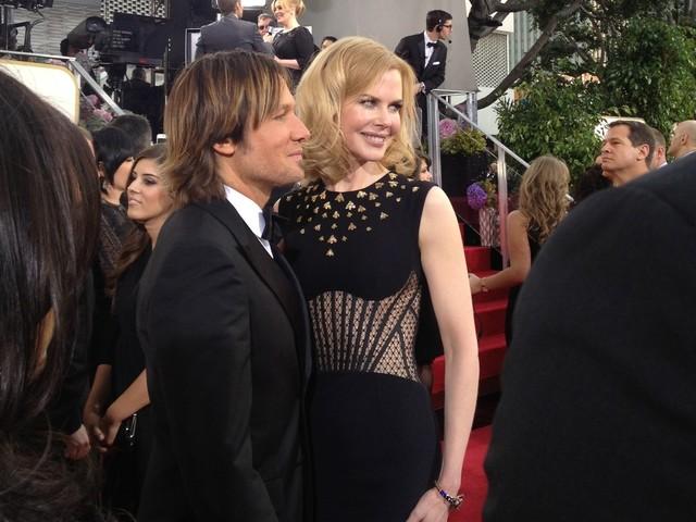 Keith Urban e Nicole Kidman sempre più innamorati