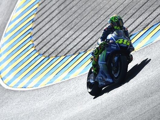 """Valentino Rossi: """"Senza quel taglio magari non commettevo quell'errore"""""""