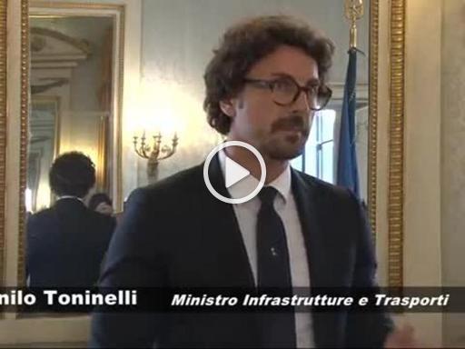 Tunnel del Brennero, per Toninelli esiste già: «Lo utilizzano molti imprenditori»
