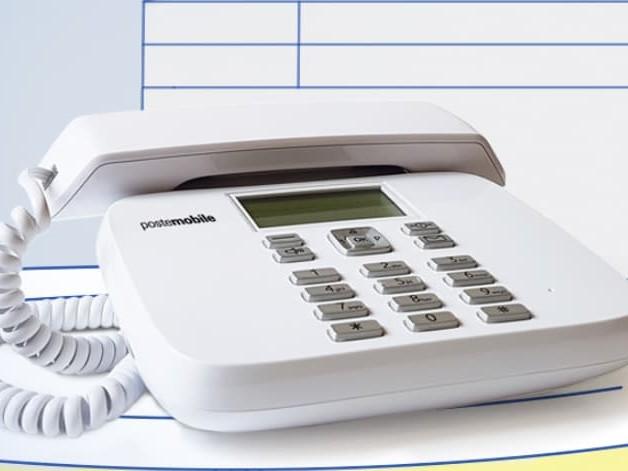 Dal 30 settembre 2019 PosteMobile Casa Internet, l'offerta completa (voce+internet) per la telefonia fissa