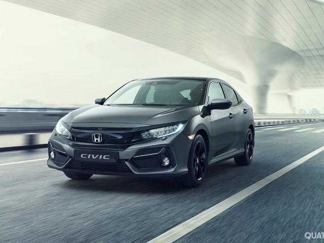 Honda Civic - Tutte le novità del restyling