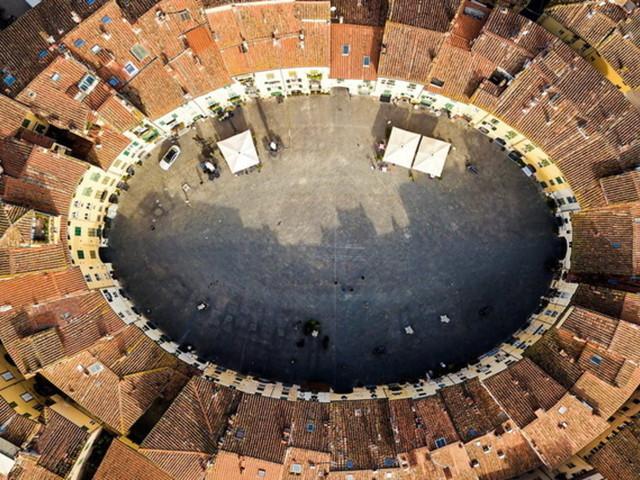 Le bellezze d'Italia viste dall'alto