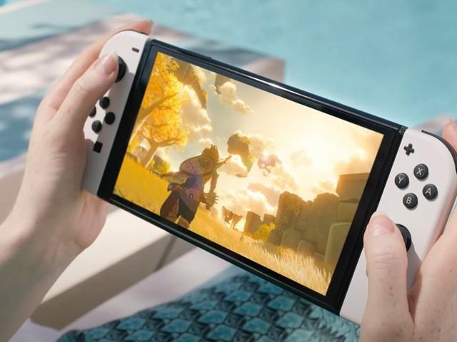 Switch OLED, pericolo burn-in per lo schermo? Ecco come risponde Nintendo