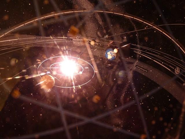 Quel respiro cosmico dell'Universo che si espande e (forse) ri-collassa