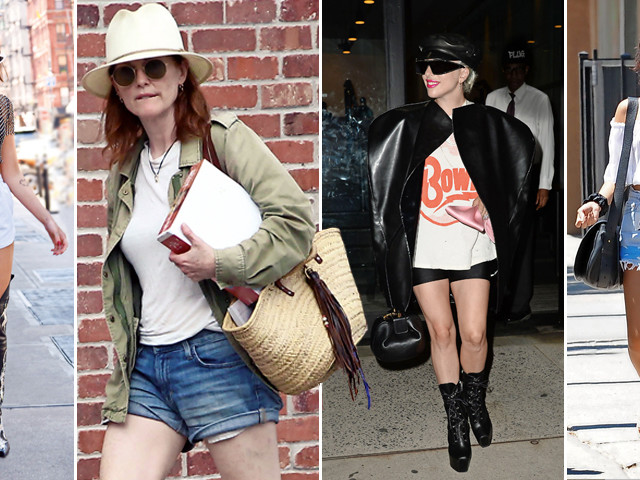 Buccia di banana: Lady Gaga e le star peggio vestite della settimana
