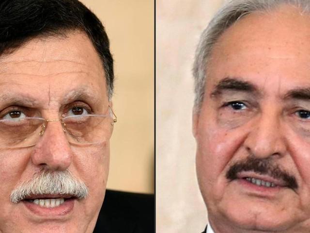 """LIBIA, PIANO ONU: """"GOVERNO UNICO""""/ Salta Sarraj? Haftar chiude terminal petrolio e..."""