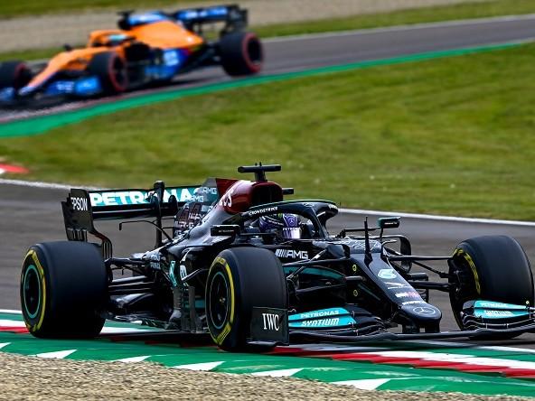 Mondiale Costruttori F1 dopo GP Imola 2021