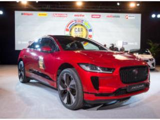 Car of the Year 2019: Jaguar I-Pace premiata a Ginevra