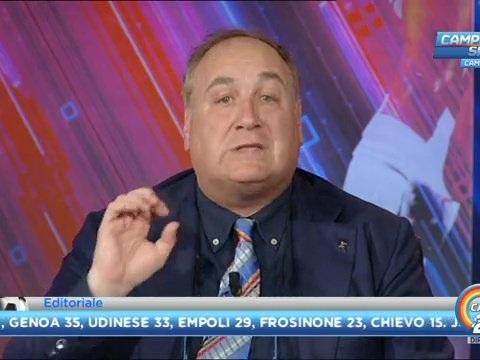 """Chiariello: """"Ancelotti ha voluto questa squadra! Gli manca il trequartista? C'è Elmas! Carlo, non prenderci in giro"""""""