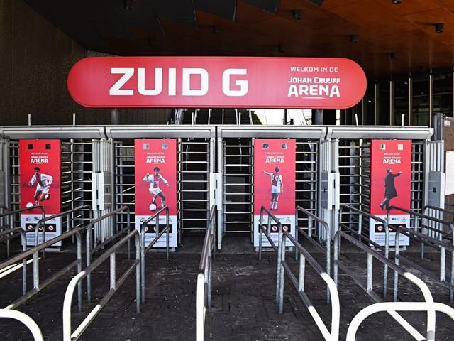 Amsterdam, è iniziata l'era della Johan Cruijff ArenA
