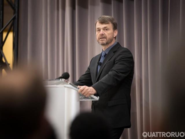 Acea - Mike Manley è il nuovo presidente dei costruttori europei