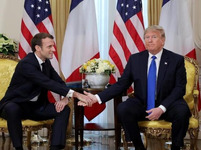 """Trump-Macron, guerra sulla web tax """"Pronti i dazi per i prodotti europei"""""""