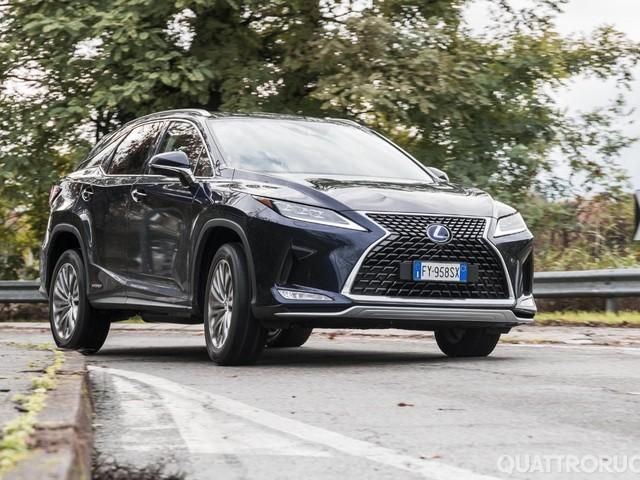 Lexus - Una settimana con la RX 450h Luxury [Day 1]