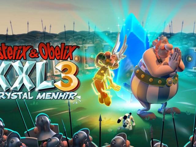 Asterix & Obelix XXL 3: Recensione, Gameplay Trailer e Screenshot