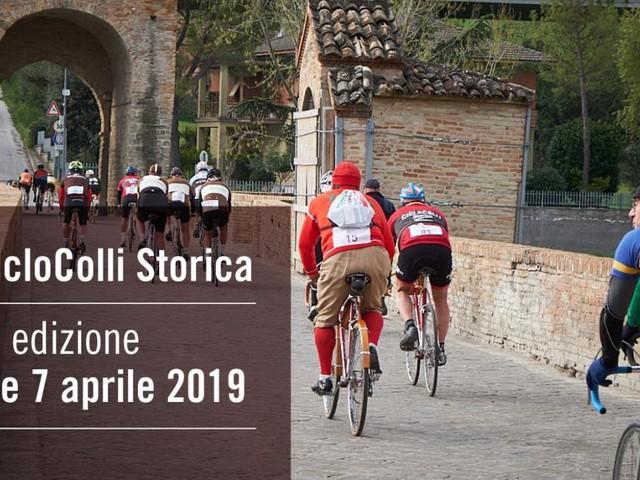 Tolentino, torna la CicloColli Storica: il programma completo