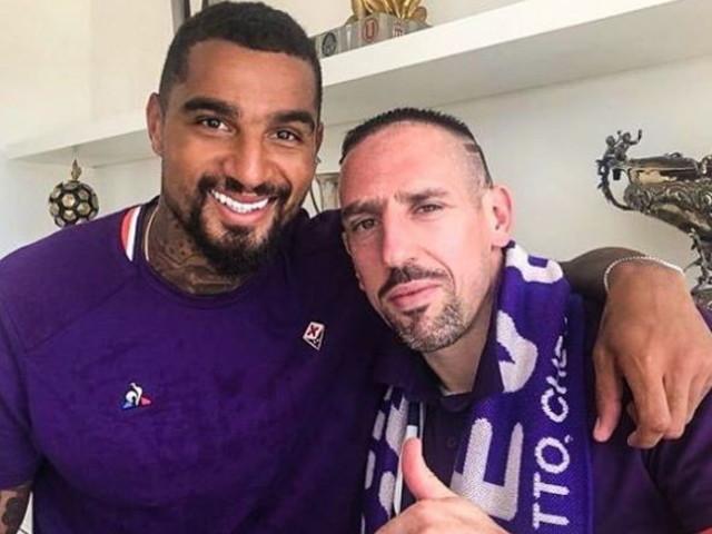 Firenze sogna, è già pazza di Ribery. L'Inter aspetta Sanchez, Rugani-Roma