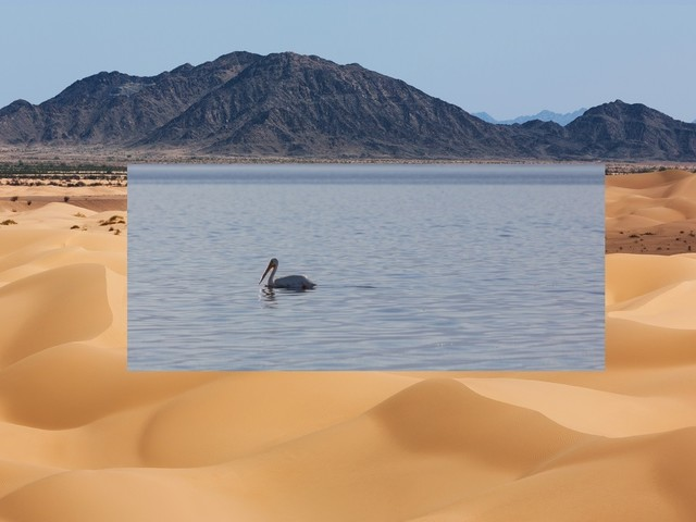 L'ultima della geoingegneria: allagare i deserti per fermare il riscaldamento globale