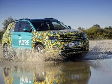 Nuova Volkswagen T-Cross: alcune anticipazioni