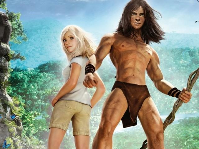 "Stasera in tv: ""Tarzan"" su Italia 1"